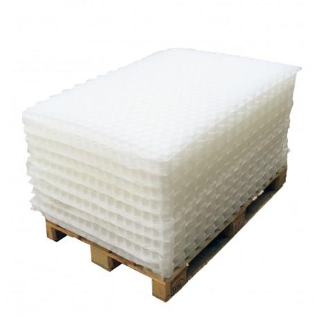 Palette de 19,2 m2 de dalles stabilisatrices de gravier 120 x 80 x 4 cm