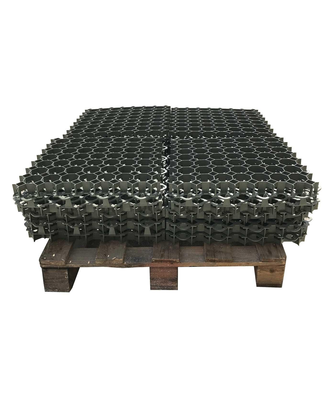 dalle en pvc engazonner stella green 47 x 47 cm ep 3 9 cm 2 5 t lot 5 06 m. Black Bedroom Furniture Sets. Home Design Ideas