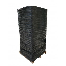 Palette de 30,34 m2 de dalles à engazonner 47 x 47 x 4,9 cm, résistance : 3,5 tonnes