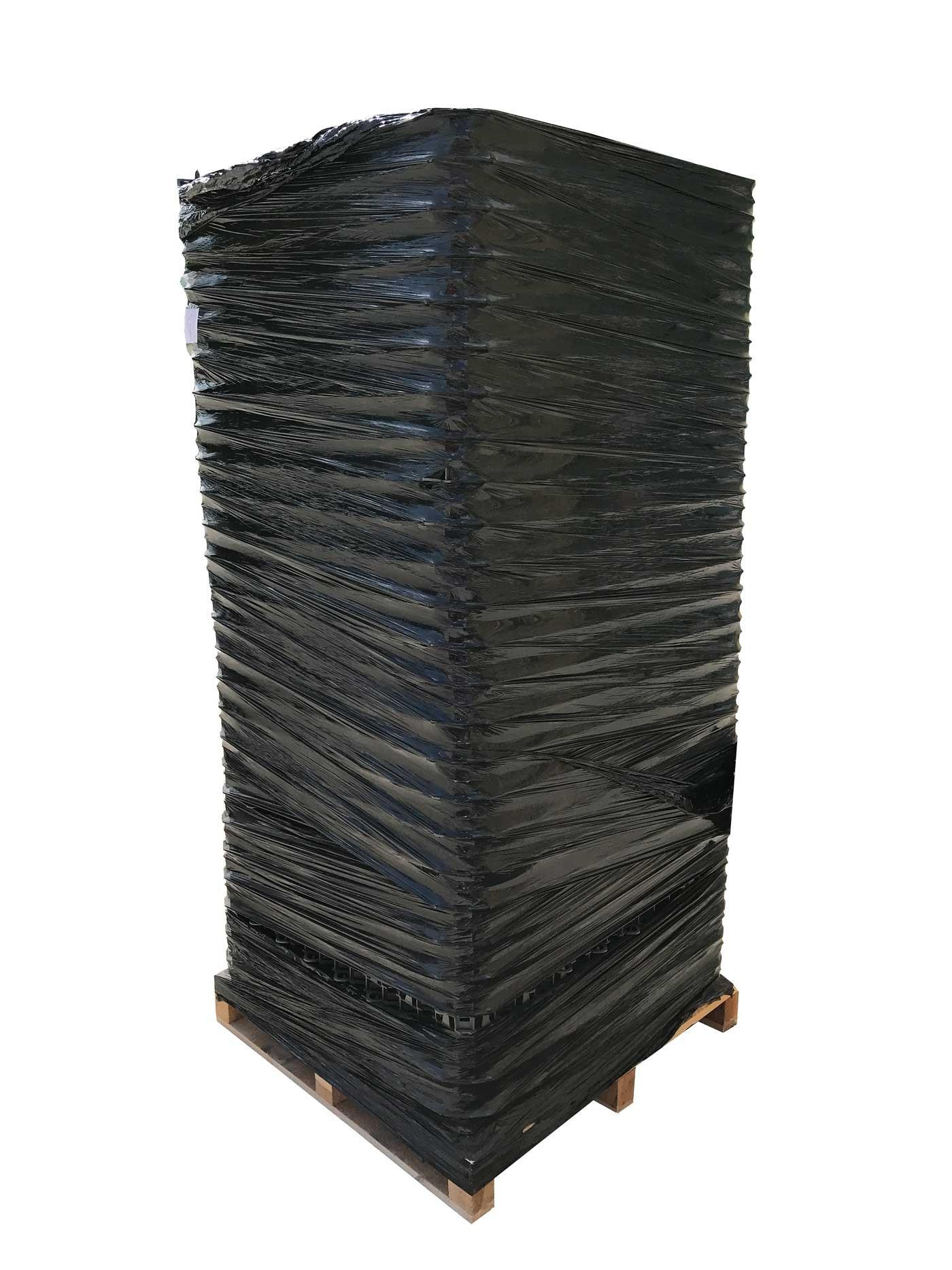 Dalle en PVC à Engazonner Stella Green 50 x 50 cm EP 4 9 cm 3 5 T Lot 30 m2