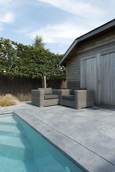 dalle en pierre naturelle bleue vieiliie 60 x 40 x 2 5 cm. Black Bedroom Furniture Sets. Home Design Ideas