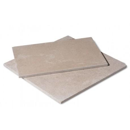 Dalles en pierre naturelle Sinai Pearl Antico 60 x 40 x 2 cm