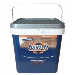 Mortier de jointoiement JOINT IT beige 20 kg en situation