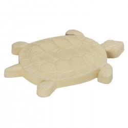 Pas japonais en pierre reconstituée animaux tortue camel