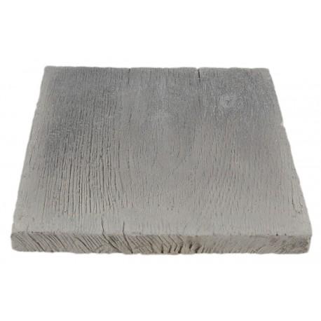 pav s en pierre reconstitu e coller bois blanchi. Black Bedroom Furniture Sets. Home Design Ideas