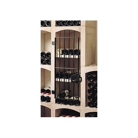Grille en acier pour casiers à bouteilles Vinicase format VA