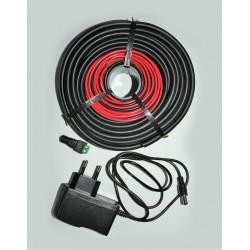Kit de raccordement électrique pour assécheurs de murs