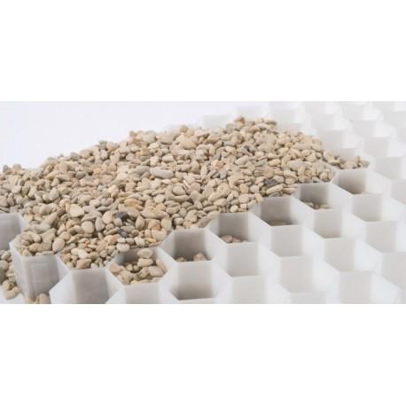 Palette de 59,52 m2 de dalles stabilisatrices de gravier 120 x 80 x 3 cm
