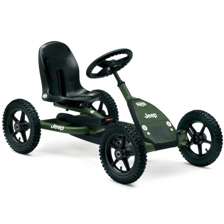 Kart à Pédales JEEP JUNIOR