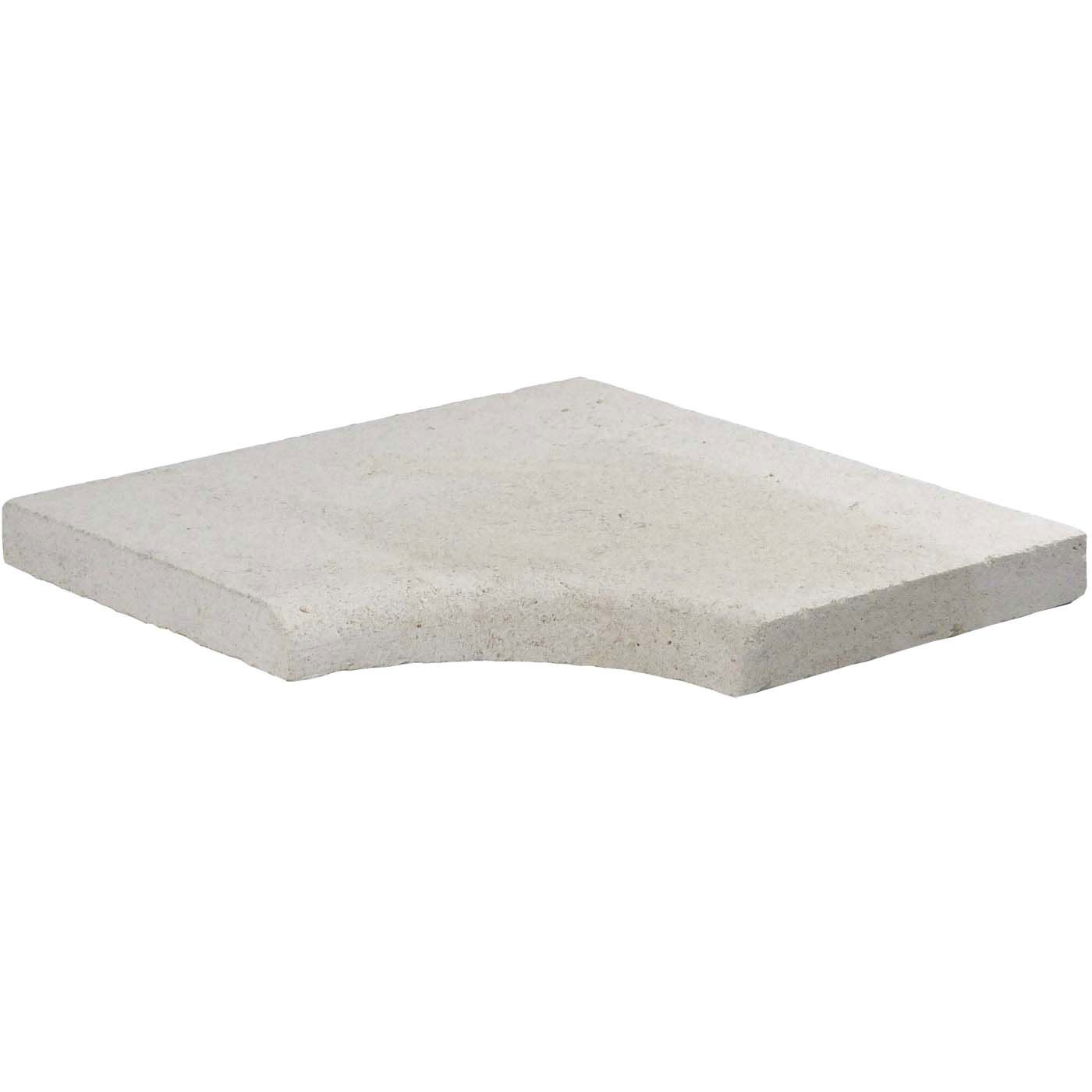 Poser Un Quart De Rond Carrelage margelle en pierre naturelle bord quart de rond angle