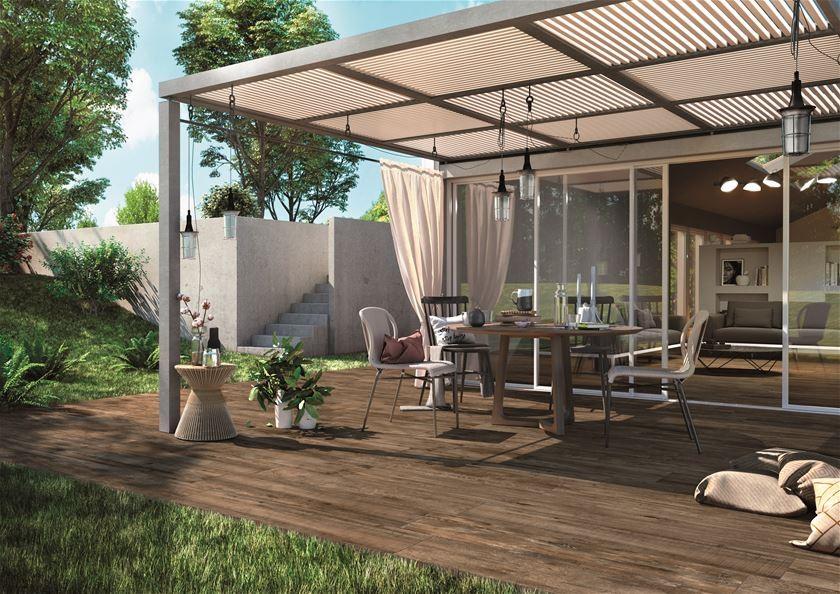 carrelage ext rieur gr s c rame legno miele 120 x 30 x 2 cm. Black Bedroom Furniture Sets. Home Design Ideas