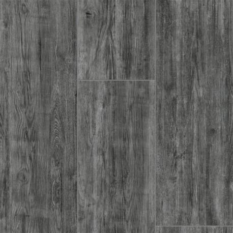 Carrelage extérieur grès cérame Legno Grafite 120 x 30 x 2 cm