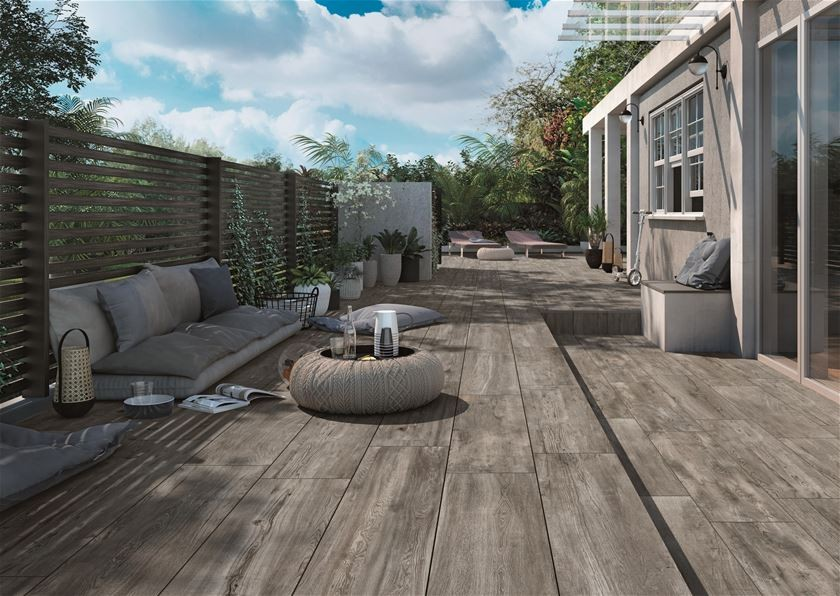 carrelage ext rieur gr s c rame legno silver 120 x 30 x 2 cm. Black Bedroom Furniture Sets. Home Design Ideas