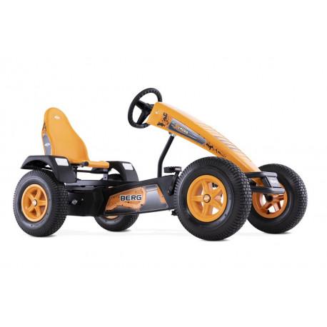 Kart à pédales pour enfant Berg X-Cross orange