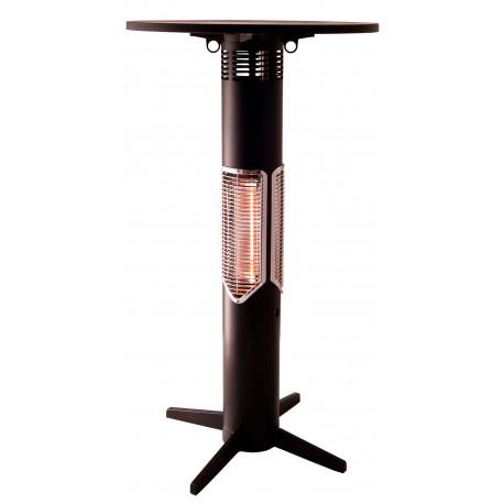 Table haute chauffante à infrarouge STATIO