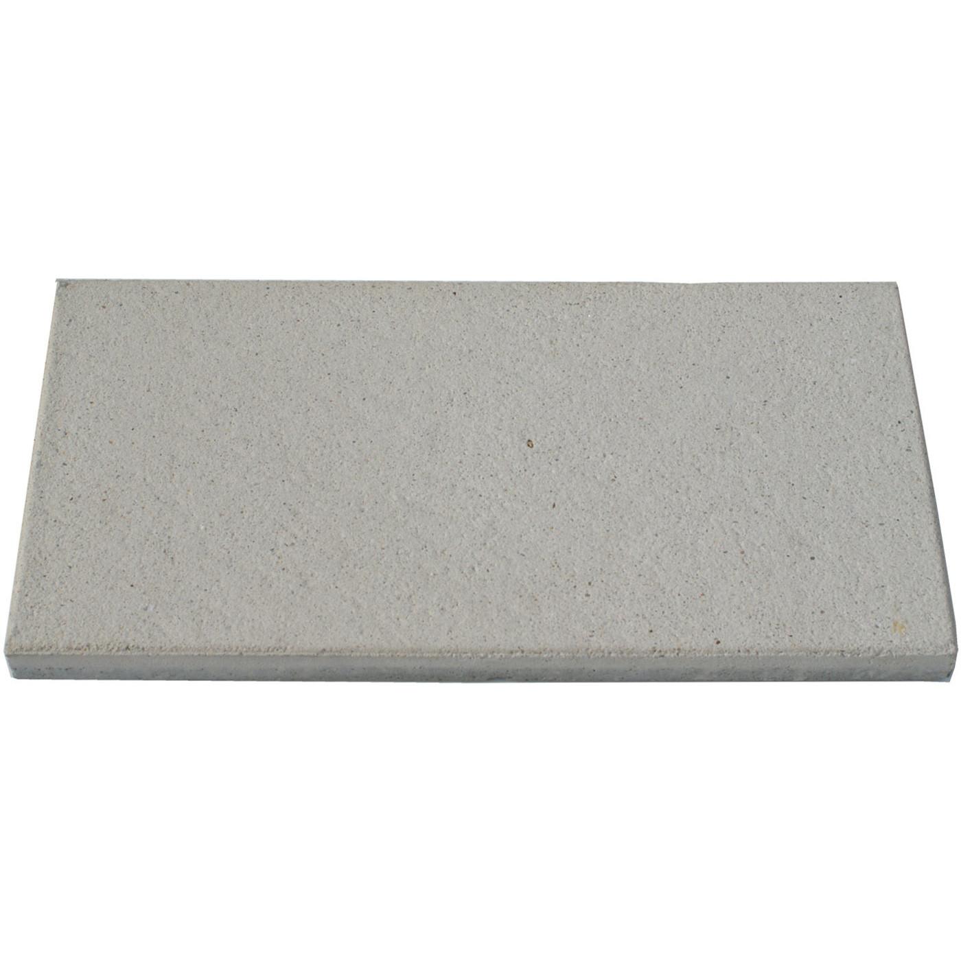 Terrasse En Palette Duree De Vie dalle de terrasse en béton grenaillée 60 x 30 x 4 cm gris clair par palette  de 6,84 m2