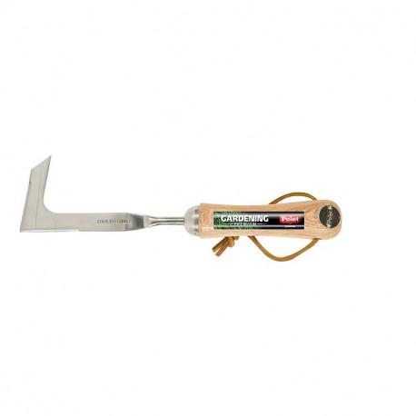 Couteau grattoir pour pavés, dalles et bordures 32,5 cm - POLET