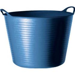Tubtrug panier de jardin flexible 26L bleu - POLET