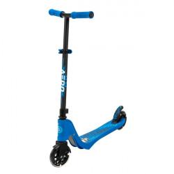 Trottinette enfant AERO C1 Bleu avec roues LED