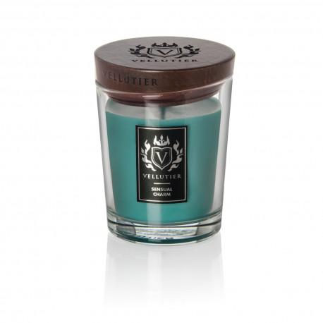 Bougie parfumée Sensuel Charm 225 g - Senteurs boisées