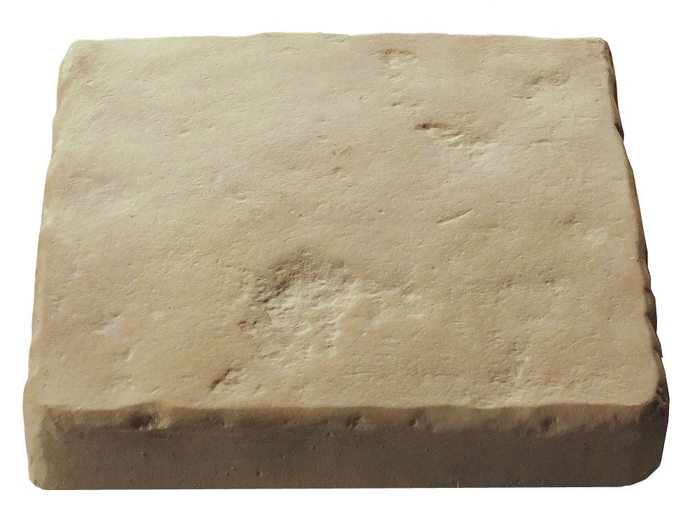 pav coller en pierre reconstitu e 2 5 cm ocre nuanc. Black Bedroom Furniture Sets. Home Design Ideas