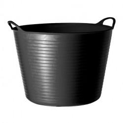 Tubtrug Panier de jardin flexible 42L – Noir - POLET