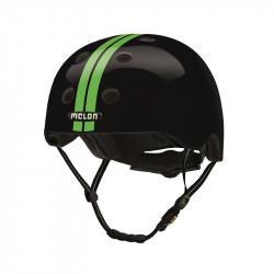 Casque de vélo Melon All Stars - Straight Green Black - Taille XXS/S - M/L - XL/XXL