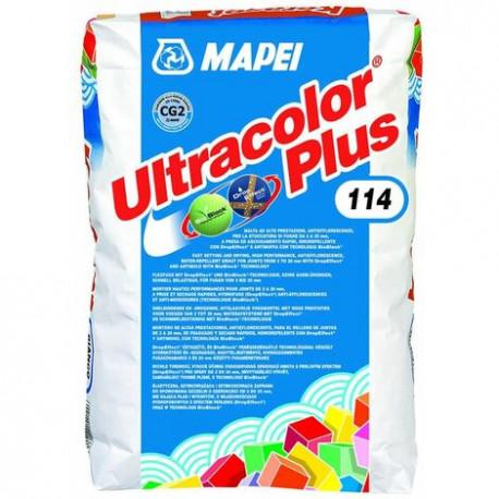 Joint ULTRACOLOR Plus Mapei – Sac de 5 kg - Ton gris anthracite