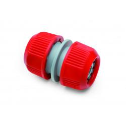 Raccord auto serrant pour tuyau d'arrosage de D13mm ou D15mm