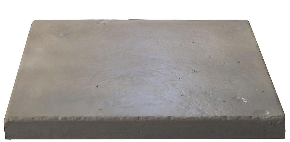 dalle de terrasse en pierre reconstitu e ep 4 cm gris clair module de 1 15 m2. Black Bedroom Furniture Sets. Home Design Ideas