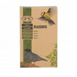 Boite de raisins secs 4 saisons pour oiseaux – 600 g
