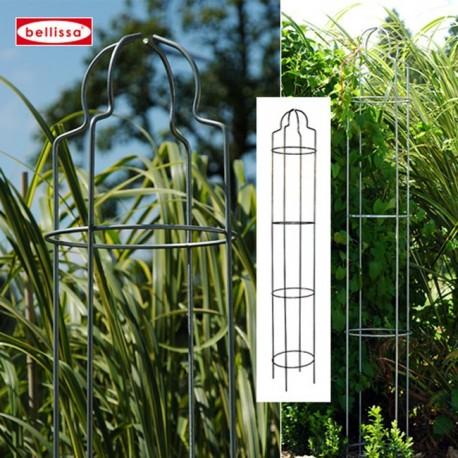 treillage acier plantes art d co 120. Black Bedroom Furniture Sets. Home Design Ideas