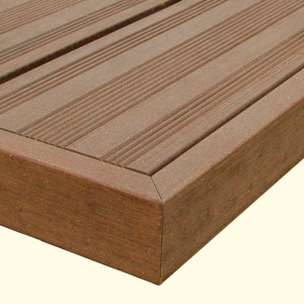 Lame terrasse composite marron for Lame de terrasse en composite