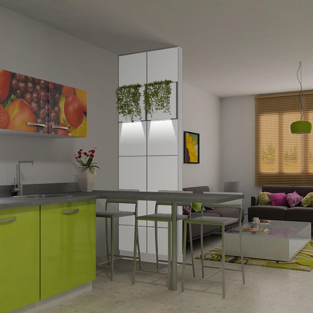 cloison amovible jardin led. Black Bedroom Furniture Sets. Home Design Ideas