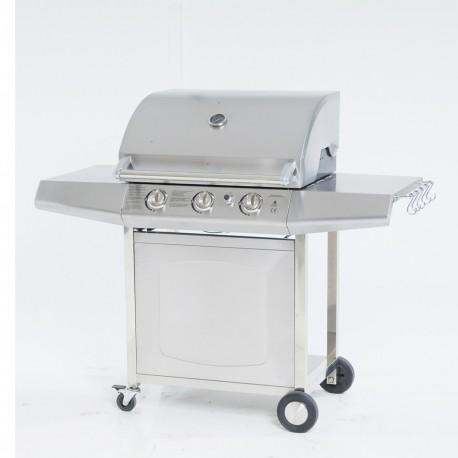 Barbecue Gaz 3 Brûleurs