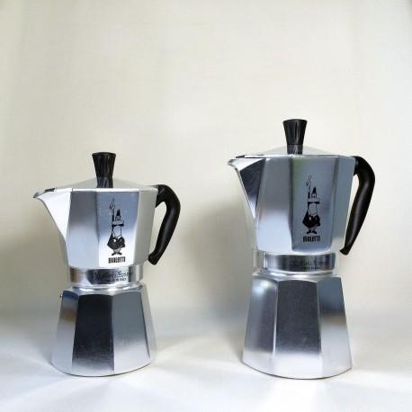 Cafetière italienne BIALETTI 2 modèles