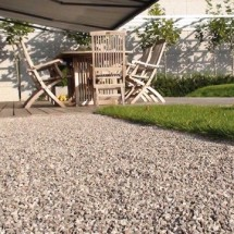 Dalle de Terrasse Stabilisatrice de Graviers