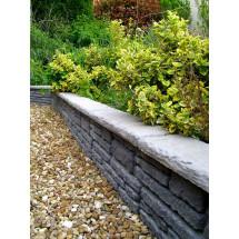 Murets de terrasse pierre reconstituée