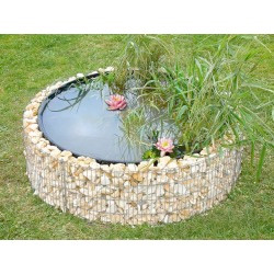 bassin gabion