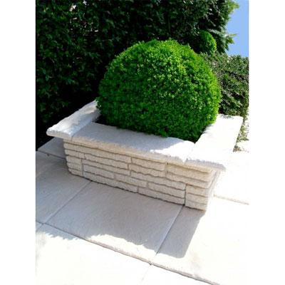 jardiniere pierre reconstituée