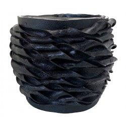 jardinière pneu recyclé