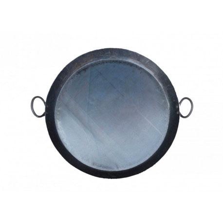 plat à paella pour barbecue kadai 60 cm