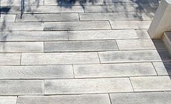 lame terrasse pierre reconstituée