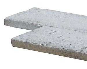 lame pierre reconstituée