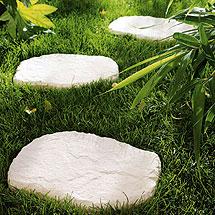 pas japonais pierre reconstituée