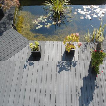 lames de terrasse