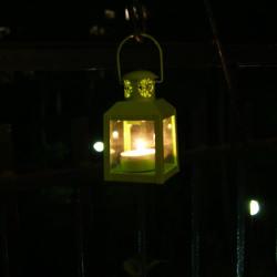 lanterne extérieur couleur vert anis