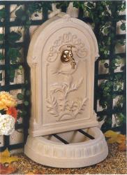 fontaine pierre reconstituée primevère