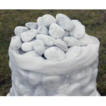 galets en marbre pour remplissage gabions