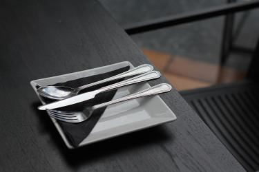 assiette décoration table